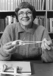 marion jenkinson, namesake of award