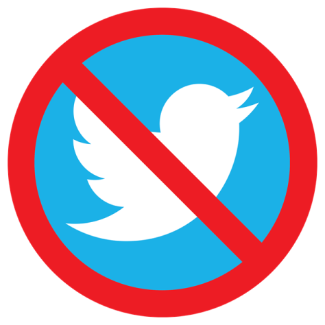 icon to indicate no social media sharing