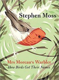 Book Cover Stephen Moss Mrs. Morcau's Warbler