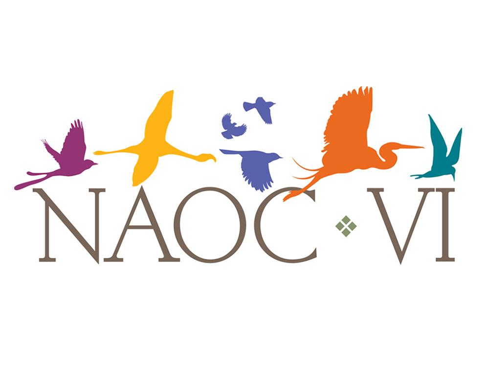 NAOC VI AOS 134th Stated Meeting logo