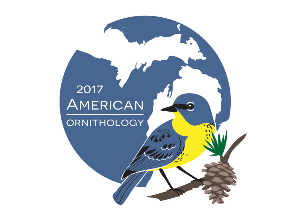 AOS 135th Stated Meeting and Society of Canadian Ornithologists 35th Stated Meeting logo